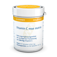 Vitamin C mse  matrix